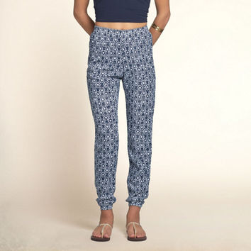 Hollister Drapey Pants