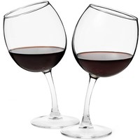 Fancy - Tipsy Wine Glasses
