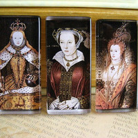 The Tudors Magnet Set 3 by ivcreations55 on Etsy