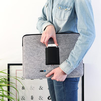 Basic Felt Laptop Pouch v3