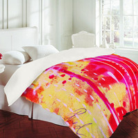 DENY Designs Home Accessories | Sophia Buddenhagen The Spectrum Duvet Cover