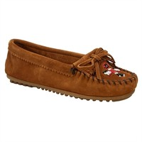 Minnetonka Thunderbird II Moccasin EXTENDED SIZES AVAILABLE at Von Maur