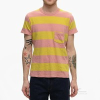 Levis Vintage Clothing 1960s Striped Tee | Caliroots - The Californian Twist of Lifestyle and Culture