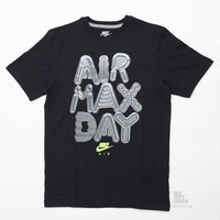 Nike Air Max Day Bubble Tee | Caliroots - The Californian Twist of Lifestyle and Culture