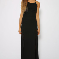 Beauty Queen Dress - Black