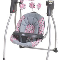 Graco Lovin` Hug Swing With Plug-In, Ally