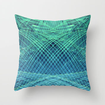 colorful dreams Throw Pillow by VanessaGF