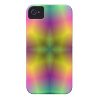 Abstract Pattern Phone 4 Case-Mate ID iPhone 4 Cover