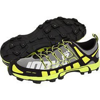 Inov-8 Men`s Oroc 280 Spiked Racing And Training Shoe,Silver/Lime,5 M US