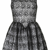 **MADELINE LACE DRESS BY JONES AND JONES