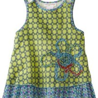 Mimi & Maggie Baby-girls Infant Lily Pad Dress