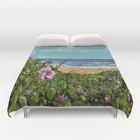 Montauk Duvet Cover by gretzky