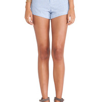 Toby Heart Ginger Jagger Shorts in Blue