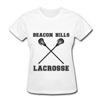 Teen Wolf Beacon Hills Lacrosse Tee