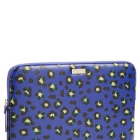 kate spade new york 'cyber cheetah' laptop sleeve (13 Inch) | Nordstrom