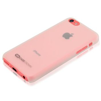 CaseCrown Transparent Clear Snap-On Case (Mist) for the Apple iPhone 5c
