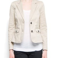 Mango Women's Slim-fit Suit Jacket