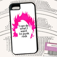 5sos Michael 's Hair Hot Pink Fan Made Phone Case