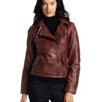 Sanctuary Clothing Women`s Quilted Moto Jacket