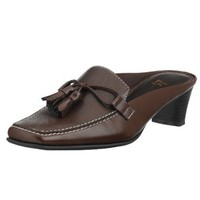 LifeStride Women`s Journal Tailored Mule, Brown, 7.5 N