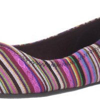 Chinese Laundry Women's All done Navajo Ballet Flat - designer shoes, handbags, jewelry, watches, and fashion accessories | endless.com