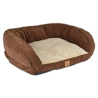 Precision Pet Gusset Daydreamer Couch Pet Bed - 35 x 27