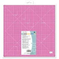 EK Success 13-by-13-Inch Cutter Bee Self-Healing Pink Mat