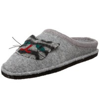 Haflinger Women's Ar Cat Slipper