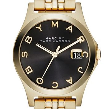 MARC BY MARC JACOBS 'The Slim' Bracelet Watch, 36mm