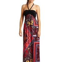 My Michelle Juniors Maxi Dress