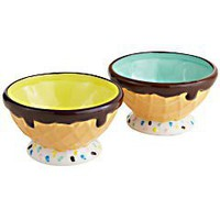 Product Details - Waffle Ice Cream Bowls