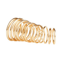 H&M - 12-pack Rings -