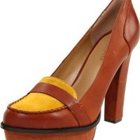 Nine West Women's Unmixed Platform Pump