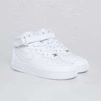 Nike - Air Force 1 Mid (GS) - 314195-113 - Sneakersnstuff, sneakers & streetwear online since 1999