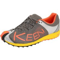 Keen Women`s A86 TR Trail Running Shoe,Gargoyle/Living Coral,7 M US