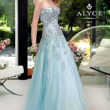 Alyce Paris 6029 at Prom Dress Shop