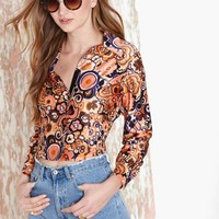Boogie Night Top