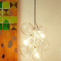 Bubble Pendant by Jean & Oliver Pelle