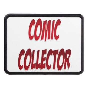 Comic Collector Red