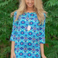 EVERLY:House Of Love Tunic