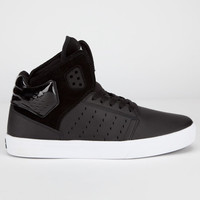 Supra Atom Mens Shoes Black  In Sizes