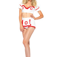 Leg Avenue First Aid Flirt Costume