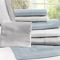 Italian 600-Thread-Count Sateen Sheet Set
