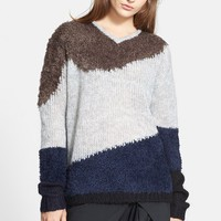 Tibi V-Neck Sweater | Nordstrom