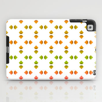 spring pattern   iPad Case by VanessaGF