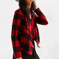BB Dakota Rosanna Plaid Jacket - Urban Outfitters