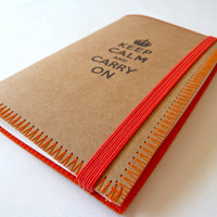 Moleskine Notebook Red by susanholland on Etsy