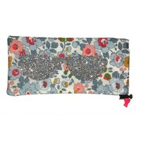 Liberty Print Fabric Betsy-Ann Glasses Case - Sous les toits de Paris