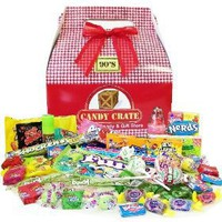 1990s Valentine Retro Candy Assortment