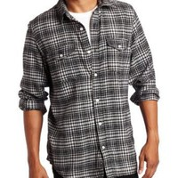 Hurley Mens Kinetic Long Sleeve Woven Shirt